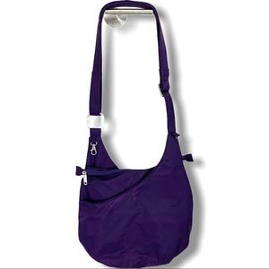 Travelon Anti-Theft Drape Pocket Crossbody -Purple